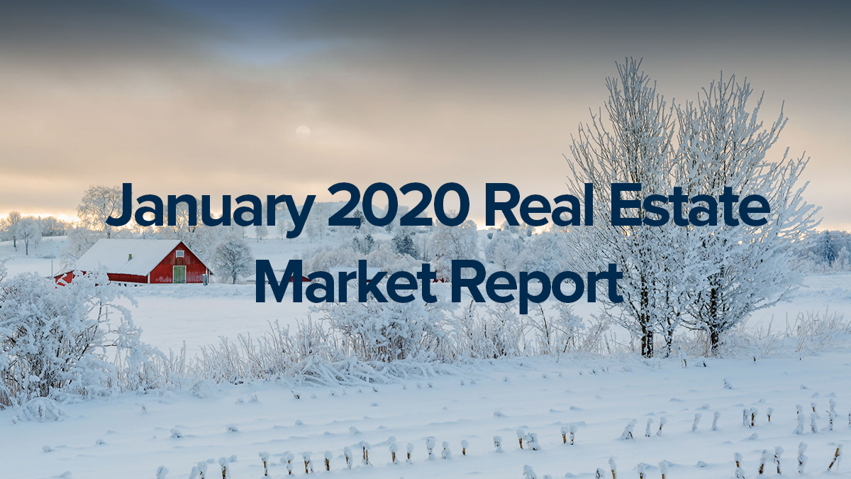 January 2020 Real Estate Market Stats