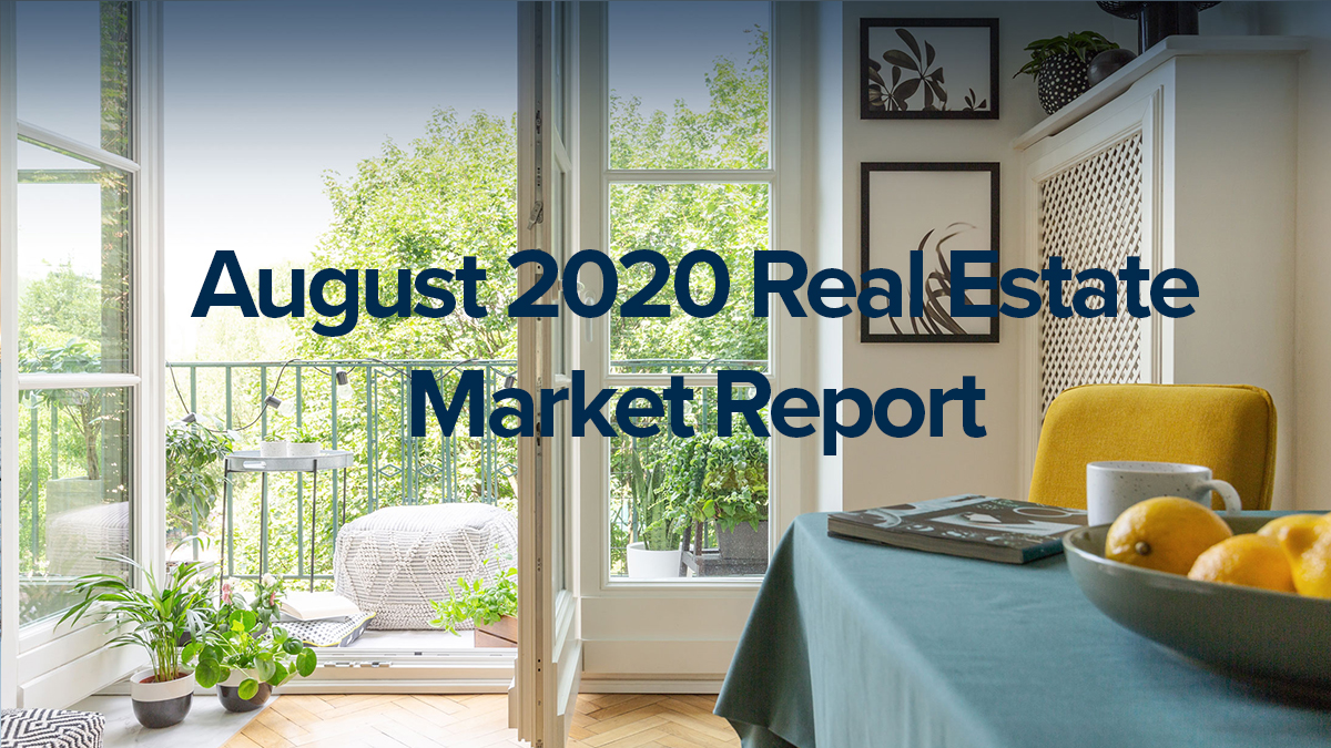 August 2020 Real Estate Report