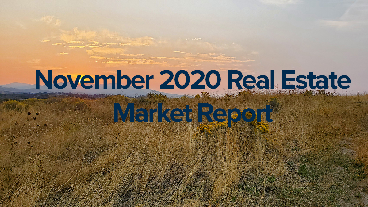 Real Estate Market stats for Boise, Caldwell, Nampa Meridian