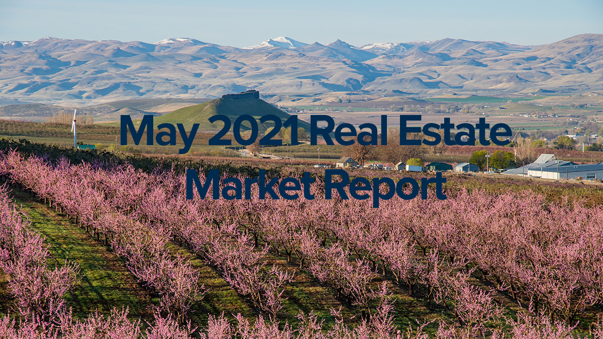 May 2021 Boise Real Estate Market Reports