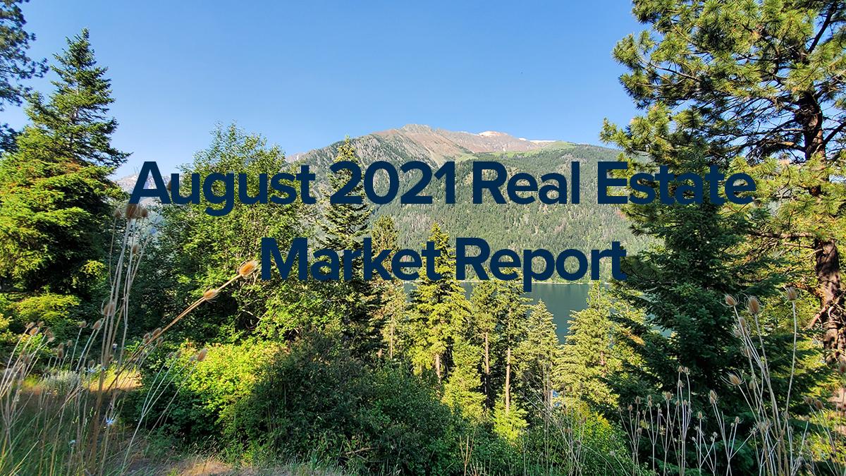 August 2021 Idaho Real Estate Market